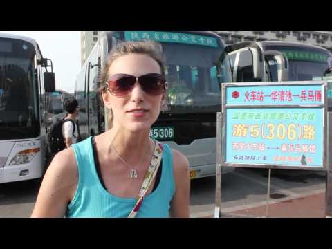 Xian Travel Tips - How To Get To The Terracotta Warriors Xia