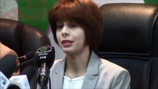 وزيرة البريد وتكنولوجيات الاعلام و الاتصال في منتدى الشعب