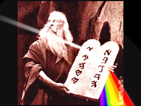 The Dark Side Of The Ten Commandments - 43 syncs in 43 minutes