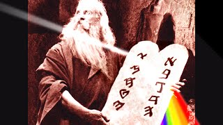 The Dark Side Of The Ten Commandments (43 syncs in 43 minutes)