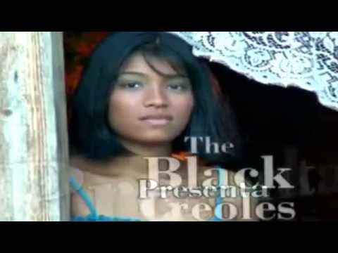 Black Creole People of the Caribbean