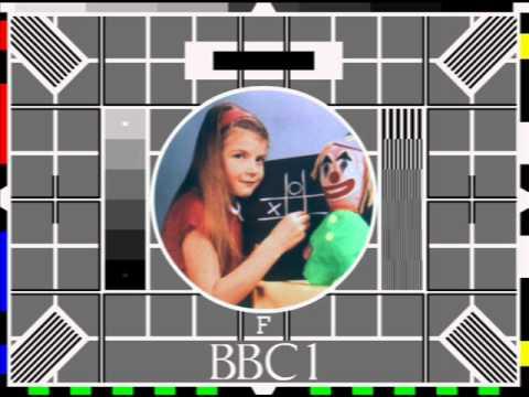 BBC 1 Test Card - Positron (Complete)