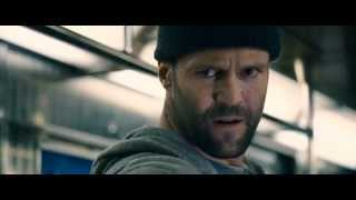 Защитник Jason Statham (Safe) Сцена в метро