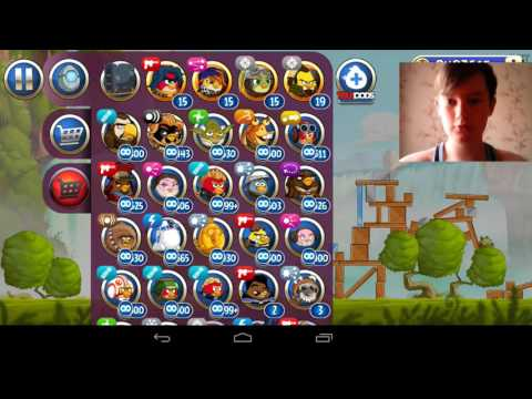 Angry Birds Star Wars II Rebels: Villain of the Year