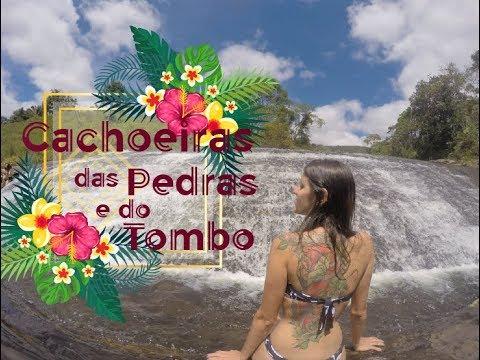 Cachoeiras Das Pedras E Do Tombo Morro Do Pilar Mg Youtube