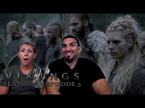 Download Vikings Season 2 Episode 5 'Answers in Blood' REACTION!!