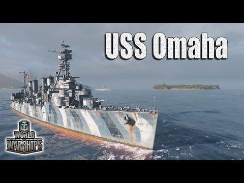 World of Warships: USS Omaha
