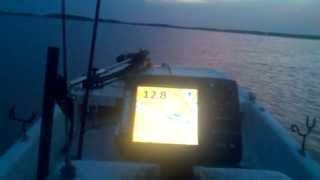 Carolina Skiff J16 30 HP Johnson 2 stroke May River Bluffton Hilton Head, SC Lowrance Elite 5 Dsi