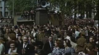 VE and VJ Day Celebrations in London (1945)