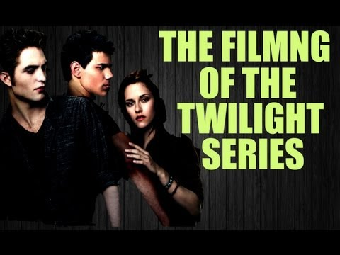 "THE FILMING OF THE ""TWILIGHT SERIES"" - March 22 & 23, 2013 - usaaffamily vlog"