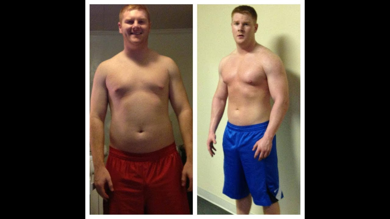 My 30 Day Insanity Transformation - YouTube