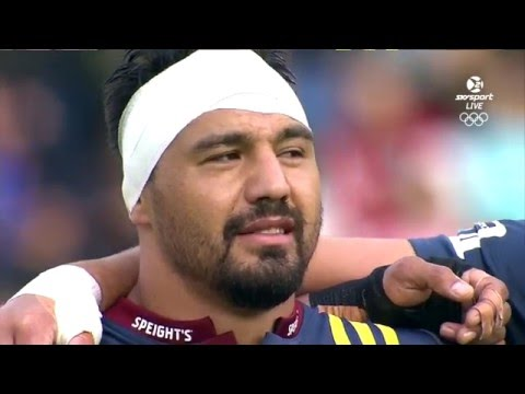 Racing 92 Vs Highlanders