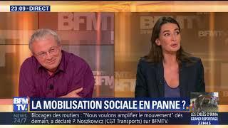 Jean-Pierre Mercier sur BFM - 25 septembre 2017
