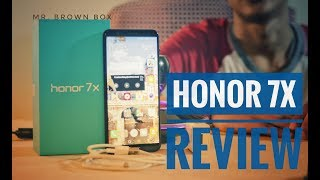 Huawei Honor 7X Review: Bezel less on a Best Budget Phone of 2017