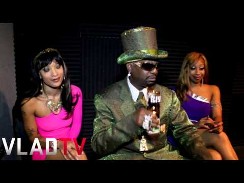 Bishop Don Juan: Pimpin's Disrespectful Nowadays