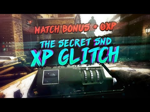 COD WW2 - The Secret SnD XP Glitch