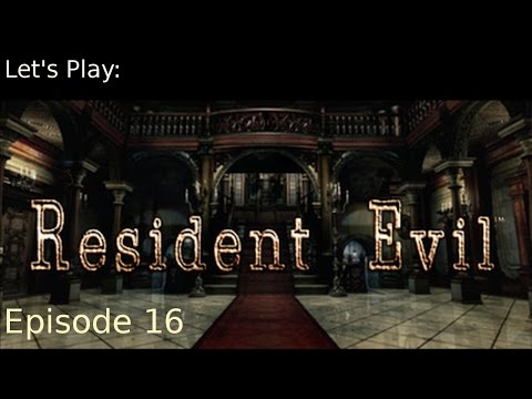 Into the Gallery -Ep 16 Let's Play: Resident Evil (Blind) (HD Remaster)