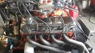 Ford 302 - 302 HP w/ FiTech Fuel Injection Engine Start Up