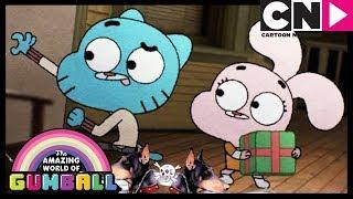 🎄 Gumball | Sluzzle Dude Arrives! 🎅 | The Lie | Cartoon …