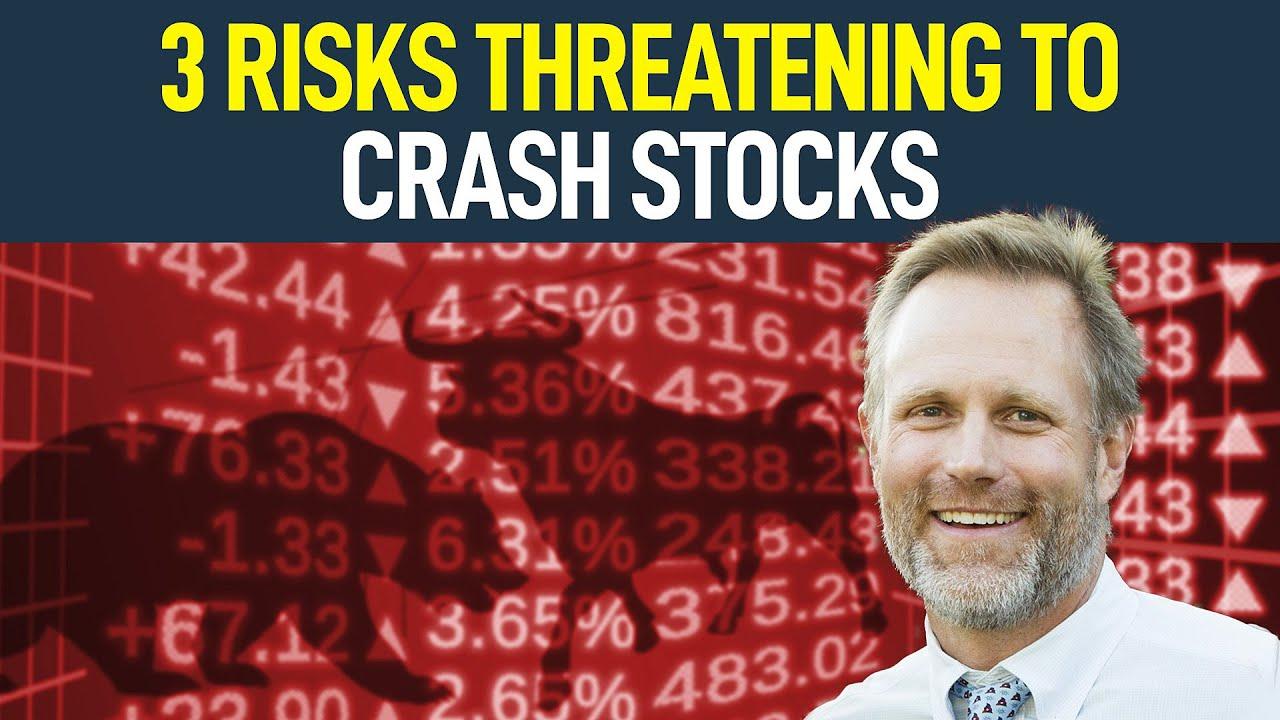 3 Risks Threatening To Crash Stocks (Market Update 6.26.20)