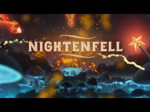 Nightenfell Is A Shooter Game With Abundance Of Comets Spells And Riddles To Solve It Can Also Be Group Experience Where Everyone Would Combine