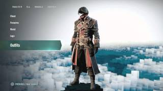 Assassin's Creed Unity Disappearing Face Glitch