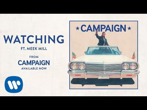 Ty Dolla $ign - Watching ft. Meek  Mill [Audio]