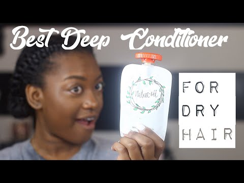 HANDS DOWN THE BEST Natural Avocado Deep Conditioner | NaturAll Club