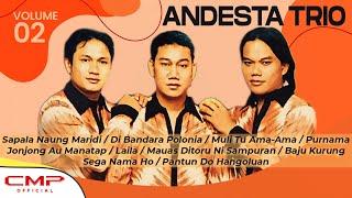 Full Album Pop Batak Andesta Trio - Sapala Naung Maridi Volume 2