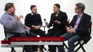 "Kevin Farley, Brent Hodge & Derik Murray On ""I Am Chris Farley"" With BTVRtv's Arthur Kade"