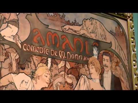 Alfons Mucha in mostra a Genova