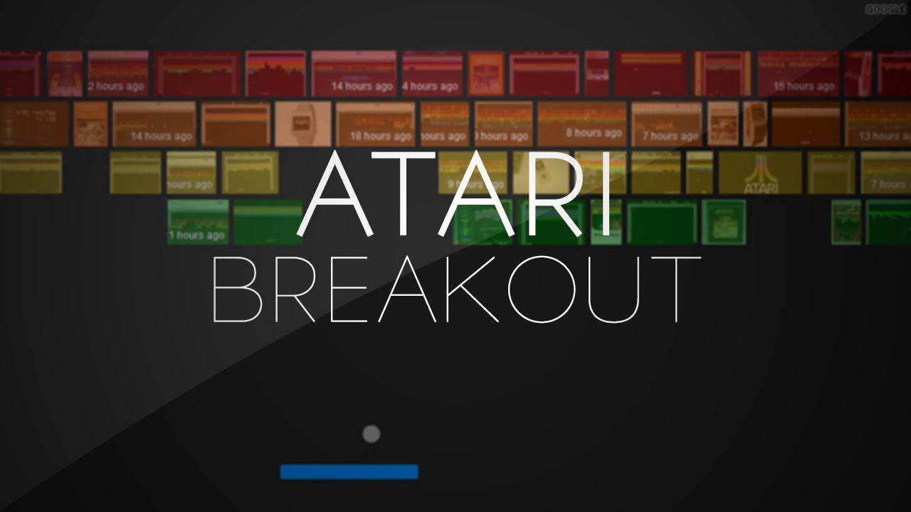 Atari Breakout Google Search