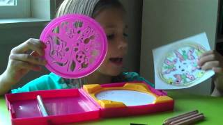 Mandala Designer Review by a 7 Year Old Girl