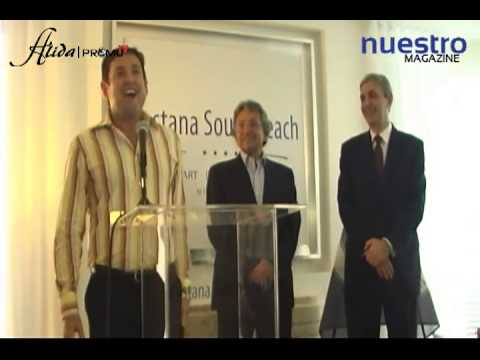 Pestana South Beach Hotel - Grand Opening Celebration