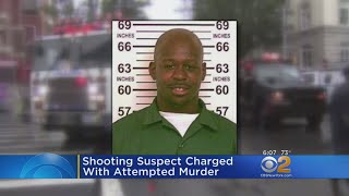 Man Charged In Shooting Of NYPD Detective
