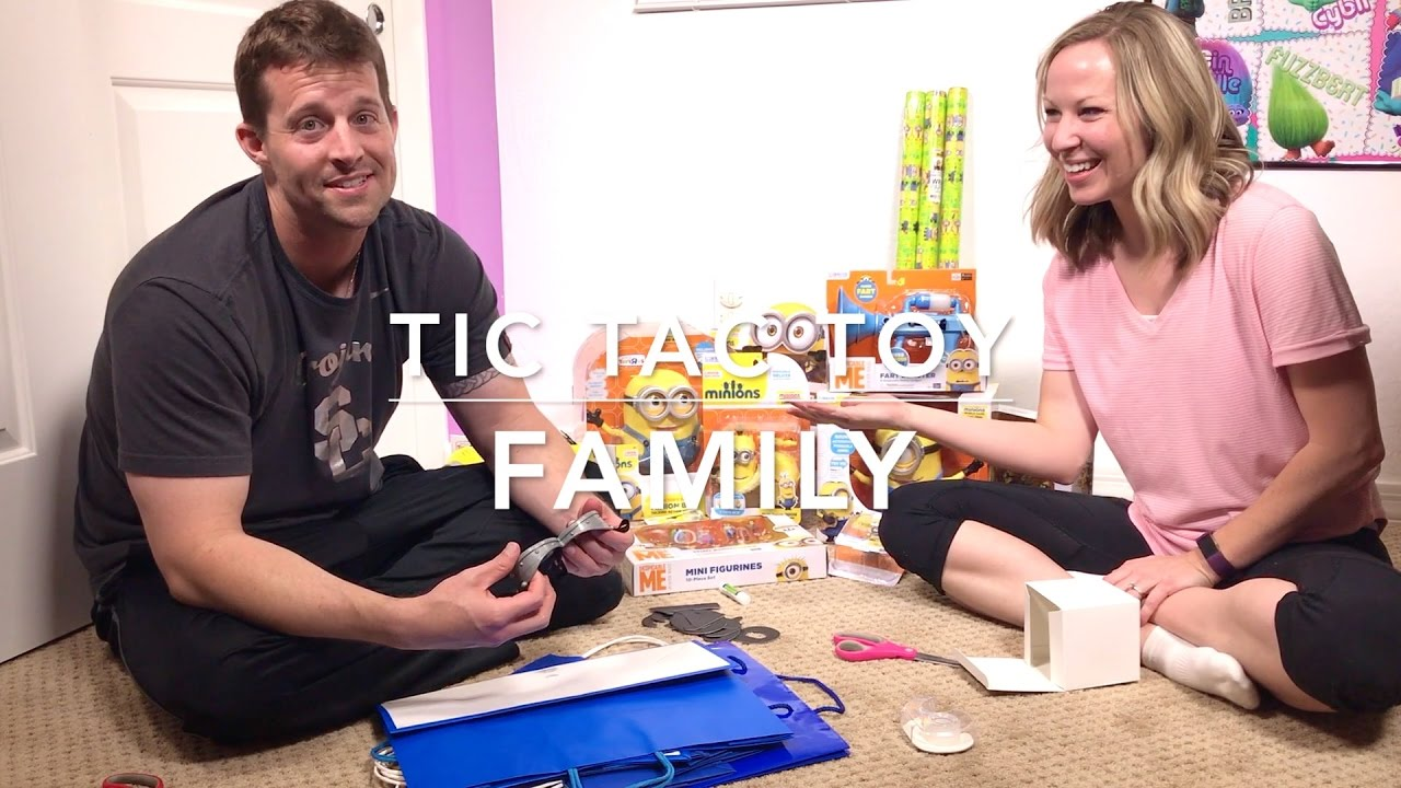 Prep Work for our YouTube Kids Channel - Tic Tac Toy ...
