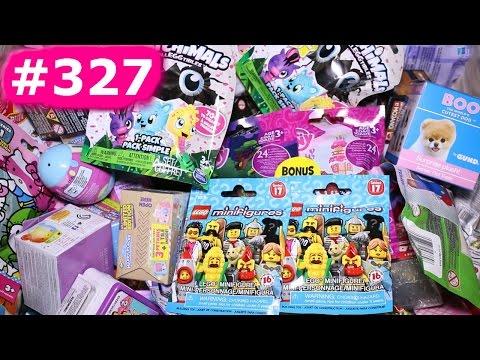 Random Blind Bag Box Episode #327 - Trolls, Hatchimals, Pirates of the Caribbean, Big Hero 6
