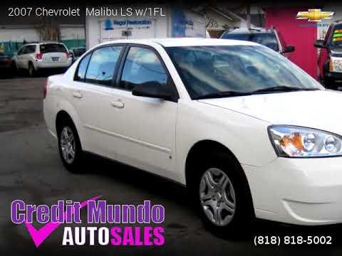 2007 Chevrolet  Malibu - Credit Mundo