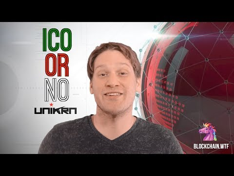 ICO or No: Unikrn (Starting September 22, 2017) Ep. 013