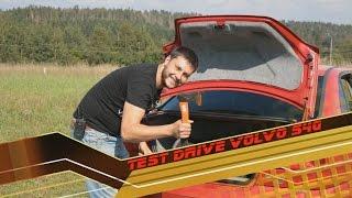 Test Drive Volvo S40