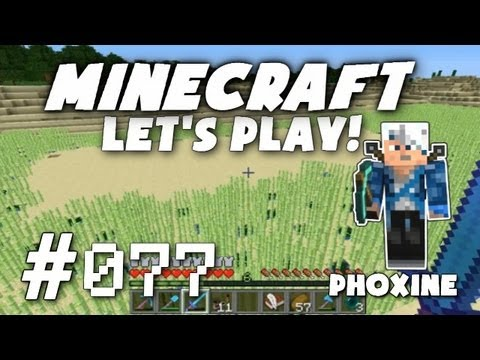 """Phoxine's Minecraft 1.3.2 Let's Play! Episode 77 """"Sand Architect"""" (HD)"""