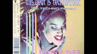 Daisy Dee - This Beat Is Technotronic (