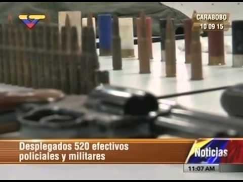 VTV OLP desarticuló dos bandas criminales   en parroquia Negro Primero y Los Guayos