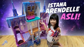 UNBOXING + ROOM TOUR ISTANA ARENDELLE!
