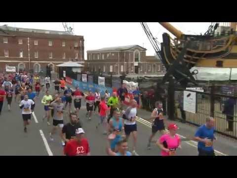 25th Bupa Great South Run 2014