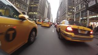 New York City Streets - a fixed gear ride