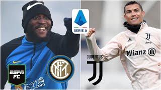 SERIE A Inter de Milán vs Juventus, partidazo de la jornada 18. ¿Se juegan el título? | ESPN FC