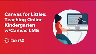 Canvas for Littles: Teaching Online Kindergarten with Canvas LMS