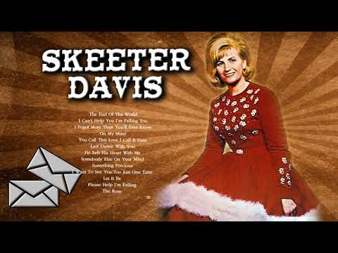 Skeeter Davies Best Songs Collection - Old Female Country singers - Greatest Old Country Love