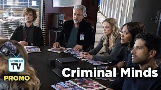 """Criminal Minds 14x08 Promo """"Ashley"""""""